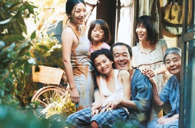 映画 万引き家族の画像